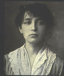 The Tragic Life of Camille Claudel, Artist.  (1/4)