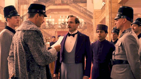 Film Review: The Grand Budapest Hotel (2014) (3/3)