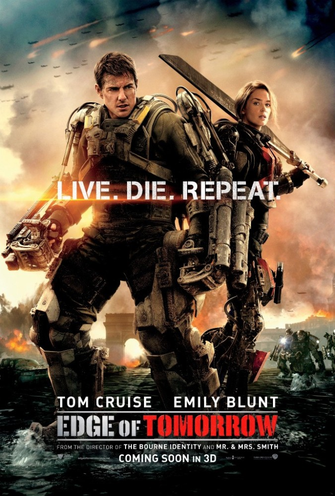 Film Review: Edge of Tomorrow (2014) (1/2)