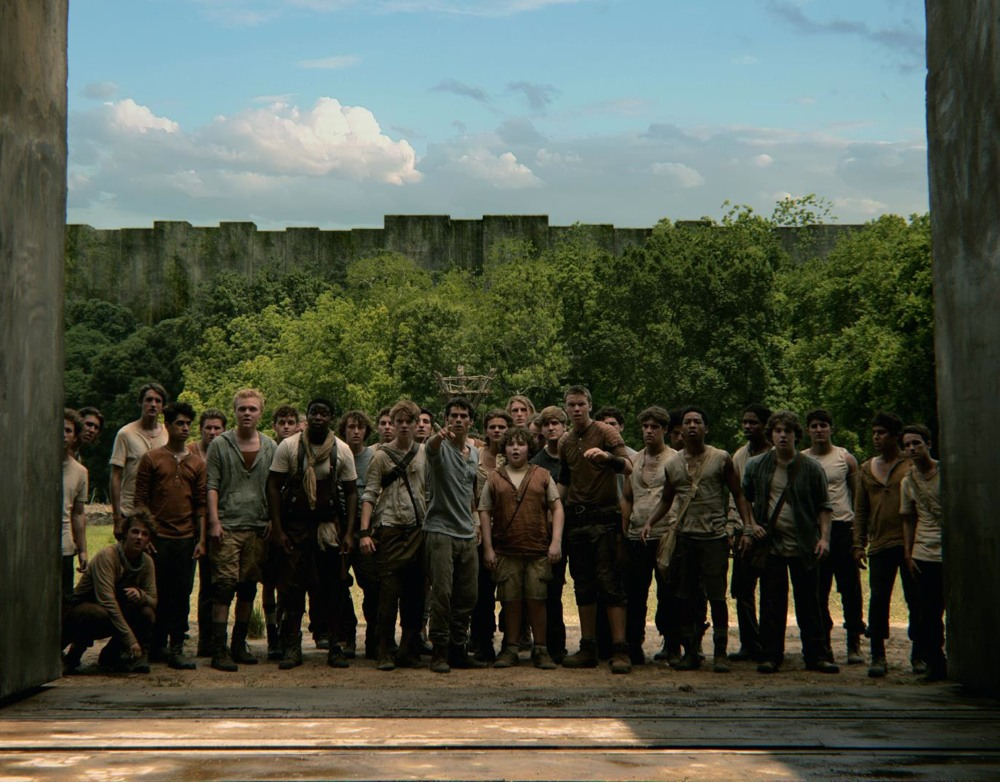 Film Review: The Maze Runner (2014) (2/3)
