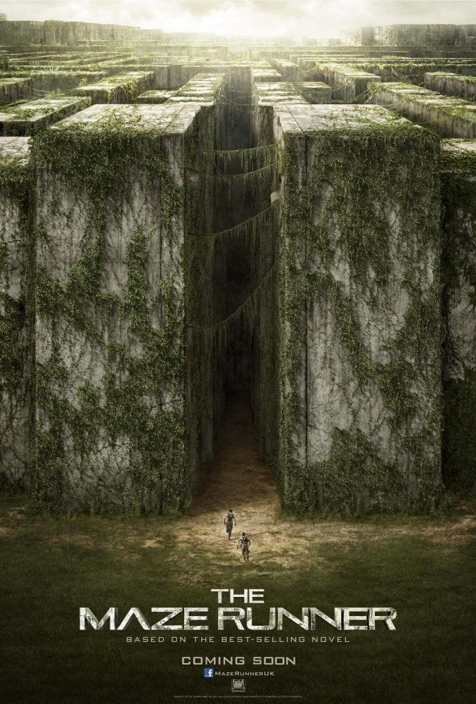 Film Review: The Maze Runner (2014) (1/3)
