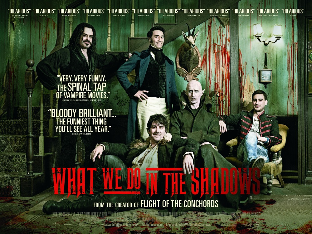 Film Review: What We Do In The Shadows (2014) (1/2)