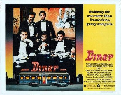 diner vintage poster