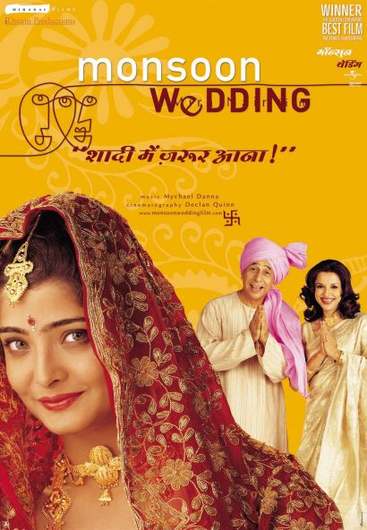 MonsoonWedding Poster