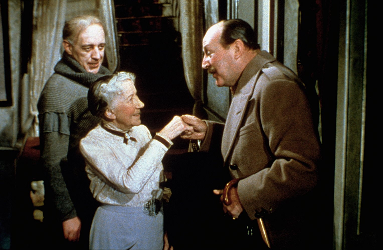 LadyKillers - everyone's Ealing Comedy classic now on 4K blu ray!