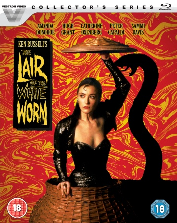 THE LAIR OF THE WHITE WORM BLU-RAY 2D - LIONSGATE UK