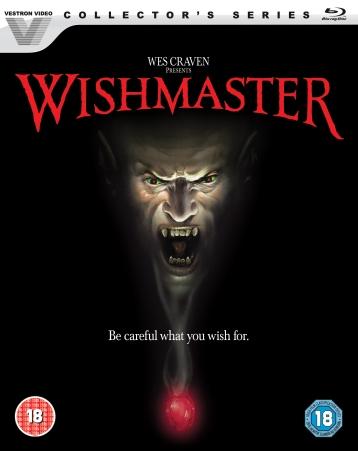 WISHMASTER BLU-RAY 2D - LIONSGATE UK